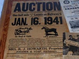 First Auction