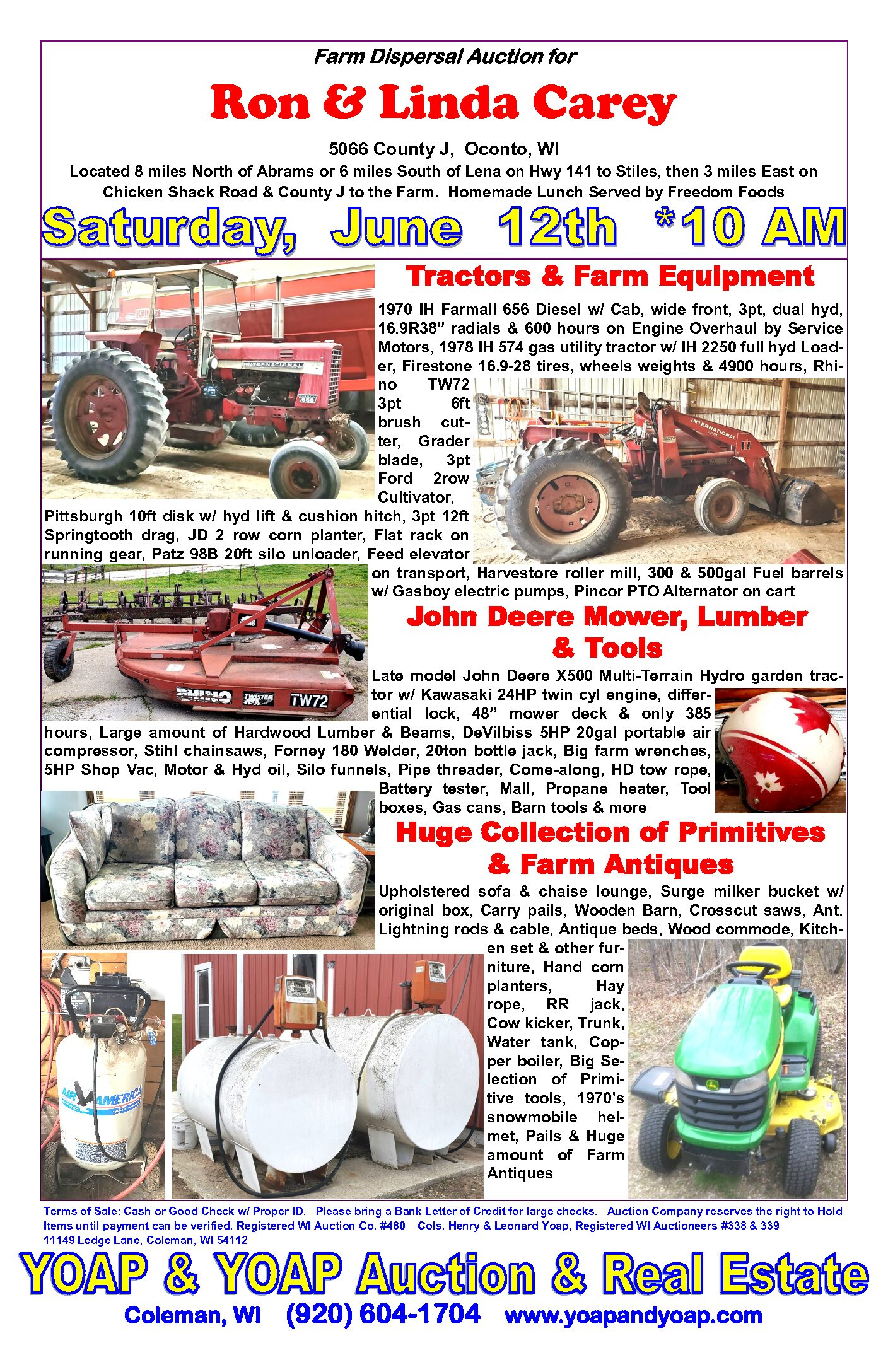 Don't Miss this auction